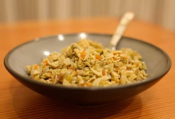 olive and artichoke tapenade