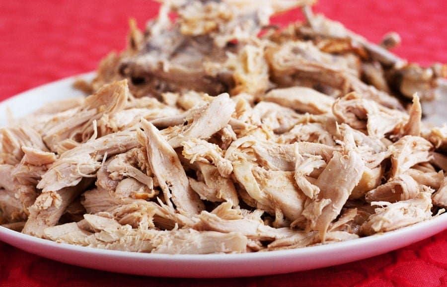 shredded instant pot chicken