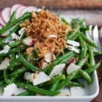 green bean salad for thanksgiving