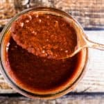Homemade Red Chile Sauce