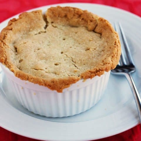 Gluten Free Pie Crust #RecipeMakeover