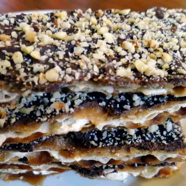 matzoh toffee for passover