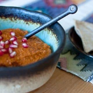 muhammara spread