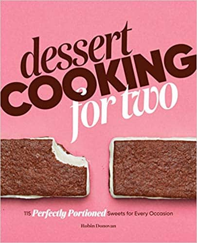 Dessert Cooking for Two book cover