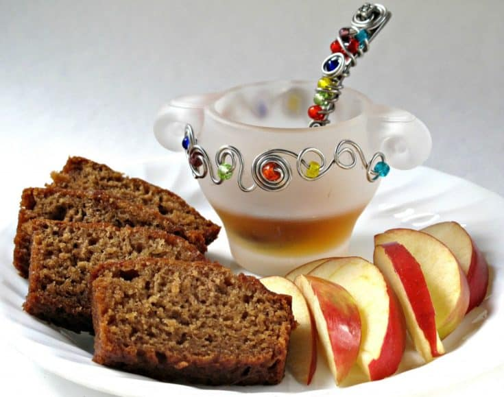 Honey Applesauce Cake - The Monday Box